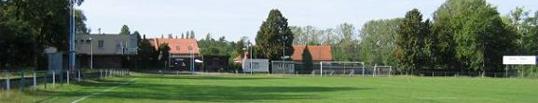 Fotbalové hřiště SK Prace